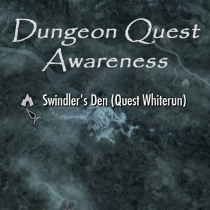 Dungeon Quest Awareness logo